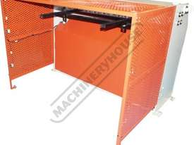 SG-420 Hydraulic Guillotine 1300 x 2mm Mild Steel Shearing Capacity Manual Backgauge - picture8' - Click to enlarge