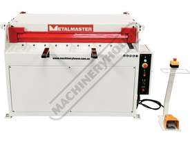 SG-420 Hydraulic Guillotine 1300 x 2mm Mild Steel Shearing Capacity Manual Backgauge - picture2' - Click to enlarge