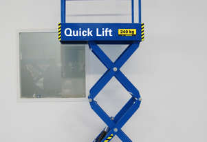 Quick Lift UB8 4.5 metre Mini Scissor Lift