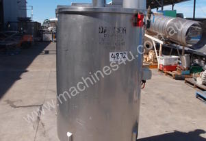 Stainless Steel Mixing - Capacity 650 Lt