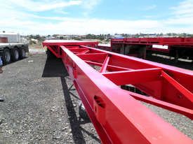 Flat Top Extendable Trailer - picture0' - Click to enlarge