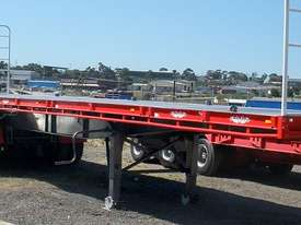 Flat Top Extendable Trailer - picture13' - Click to enlarge