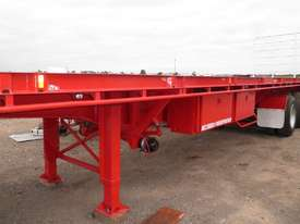 Flat Top Extendable Trailer - picture11' - Click to enlarge
