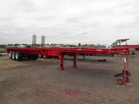 Flat Top Extendable Trailer - picture4' - Click to enlarge