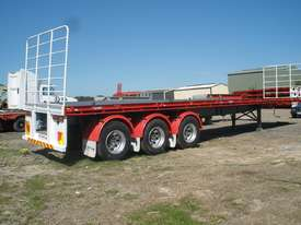 Flat Top Extendable Trailer - picture5' - Click to enlarge