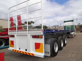 Flat Top Extendable Trailer - picture2' - Click to enlarge
