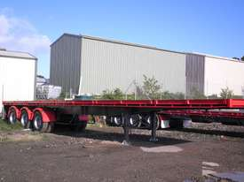 Flat Top Extendable Trailer - picture1' - Click to enlarge