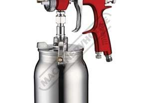 SMV 2000F Suction Spray Gun & Pot 2.0mm Fluid Tip