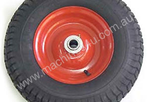 WHEELBARROW WHEEL WIDE H/DUTY 1