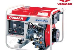SILENT GENERATOR -  5.5 KVA WITH YANMAR ENGINE