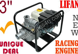 Water Pump LIFAN Powered 3'' + 6.5-hp engine