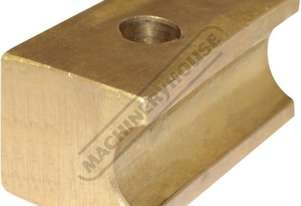 TBF-51 51mm OD Round Tube Counter Former Brass Counter Former Suits TB-60 & TB-70 Pipe & Tube Bender