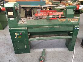 USED DURDEN TOP TURN WOOD LATHE