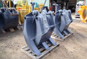 Grab Grapples FOR HIRE 12 to 80 TON New & Used