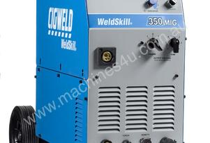 Cigweld WeldSkill 350 MIG