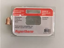 HYPERTHERM 85A NOZZLE # 220816 - picture0' - Click to enlarge