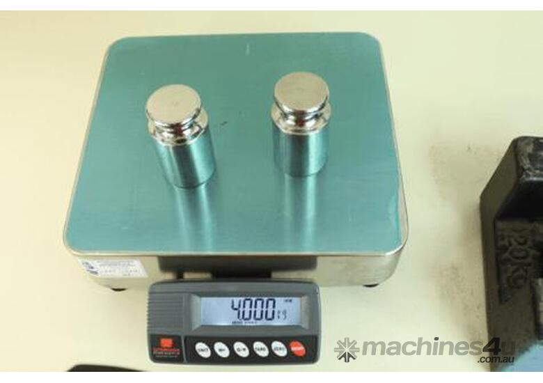 Bench scale: up to 60KG - Echidna
