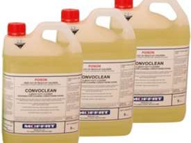 Convotherm CC15L Convoclean Oven Cleaner 3 x 5 Ltr Pack - picture1' - Click to enlarge