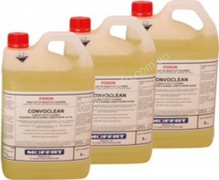 Convotherm CC15L Convoclean Oven Cleaner 3 x 5 Ltr Pack