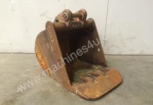 400MM TOOTH BUCKET WITH SAND BLADE SUIT 1-2T  D667