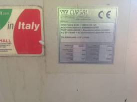 USED CURSAL 'Italian' Parial Optimiser - picture5' - Click to enlarge