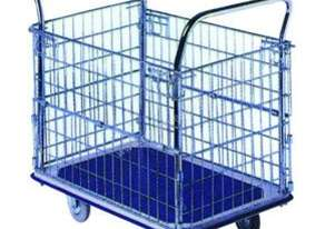 Stock Picking Trolley 500kg Big Deck
