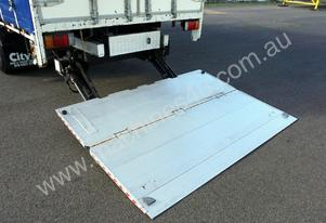 2 TONNE D-HOLLANDIA ALLOY SLIDE OUT / TUCKAWAY