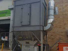 2008 Indux IMF6 Shaker Dust Collector