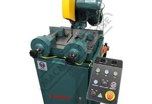 SA400 Semi-Automatic Ferrous Cutting Cold Saw 135  x 100mm Rectangle Capacity Twin Pneumatic Vice Cl