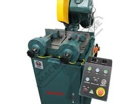 SA400 Semi-Automatic Ferrous Cutting Cold Saw 135  x 100mm Rectangle Capacity Twin Pneumatic Vice Cl - picture0' - Click to enlarge