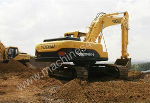 Yuchai YC230LC-8 Excavator with Cummins engine