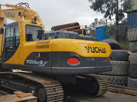 Yuchai 23ton Excavator - New Dash 9 Model now available - picture1' - Click to enlarge