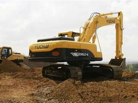 Yuchai YC230LC-8 Excavator with Cummins engine - picture0' - Click to enlarge