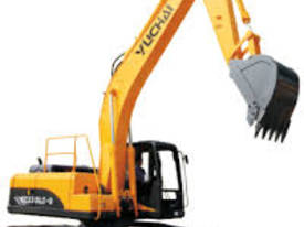 Yuchai YC230LC-8 Excavator with Cummins engine - picture2' - Click to enlarge