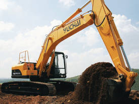 Yuchai YC230LC-8 Excavator with Cummins engine - picture3' - Click to enlarge