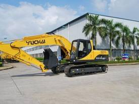 Yuchai YC230LC-8 Excavator with Cummins engine - picture4' - Click to enlarge