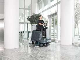 Nilfisk BR855 Ride on Battery powered Scrubber/Dryer - picture3' - Click to enlarge