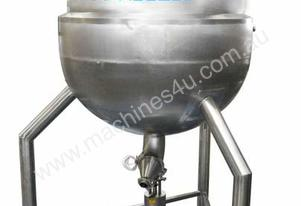 Jacketed 1,200L 'J-Style' Cooker Kettle