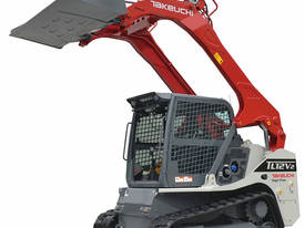 NEW TAKEUCHI TL12V2 6T 113HP VERTICAL LIFT TRACK LOADER - picture2' - Click to enlarge