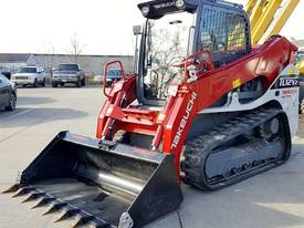 NEW TAKEUCHI TL12V2 6T 113HP VERTICAL LIFT TRACK LOADER - picture4' - Click to enlarge