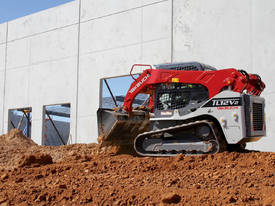 NEW TAKEUCHI TL12V2 6T 113HP VERTICAL LIFT TRACK LOADER - picture8' - Click to enlarge
