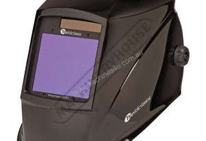 PROMAX 500 Auto Darken Welding Helmet - 5~8 / 9~13 Shade Suits Mig, Tig, Arc, Plasma, Oxy-Gas & Grin