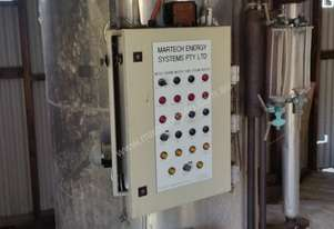 Martec & Alfarel Steam Boiler 50hp each