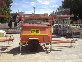 Allight Hydraulic Lighting Towers - Low Hours