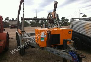 6.5ton self loader , drum drive