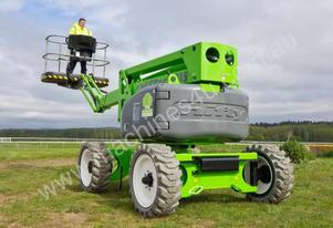 HR15 Hybrid 4x4 Self Propelled Boom Lift