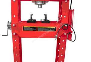 75 TON Air / Hydraulic Workshop Garage Floor Press