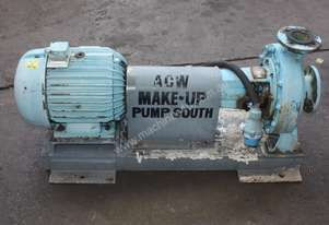 AJAX centrifugal process pump 100 x 65