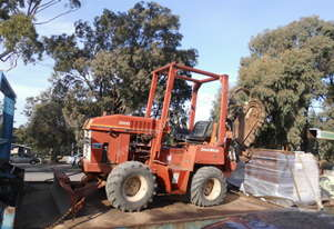3500 ditch witch , side shift trencher attachment