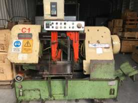 COSEN MEGA  HORIZONTAL BAND SAW - picture0' - Click to enlarge